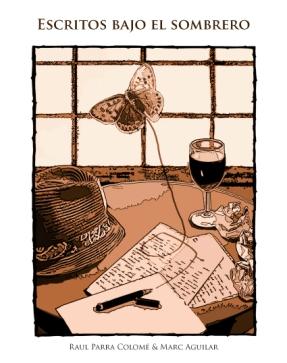 Escritos bajo el sombrero_portada